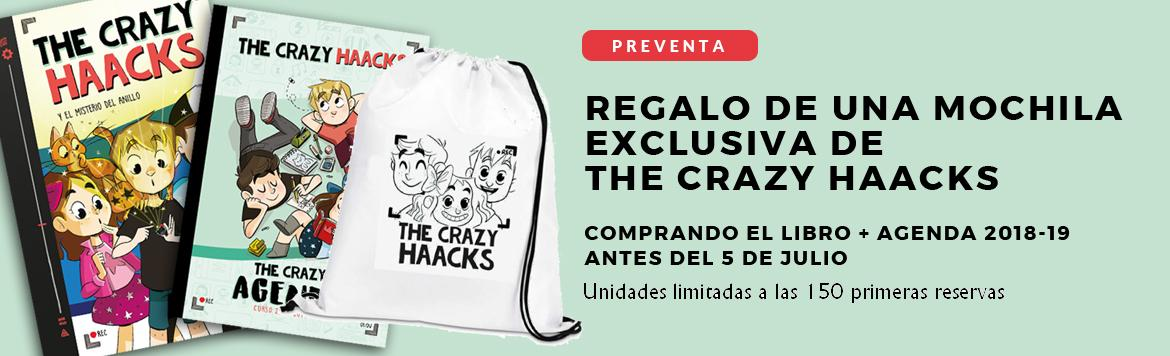 Preventa Crazy Haacks
